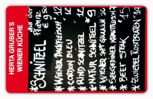#012 Wiener Küche