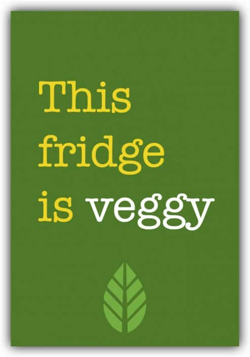 #037 This fridge is veggy