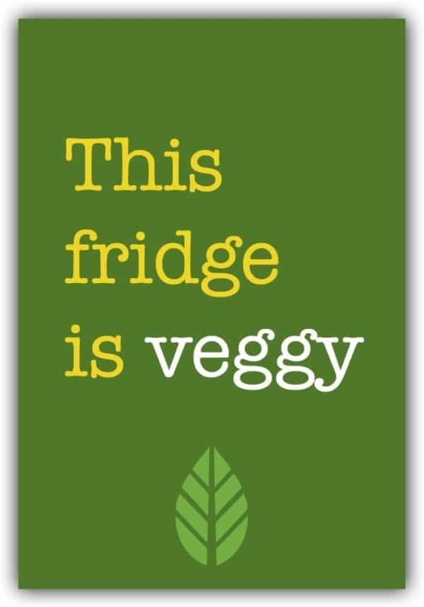 #037 This fridge is veggy