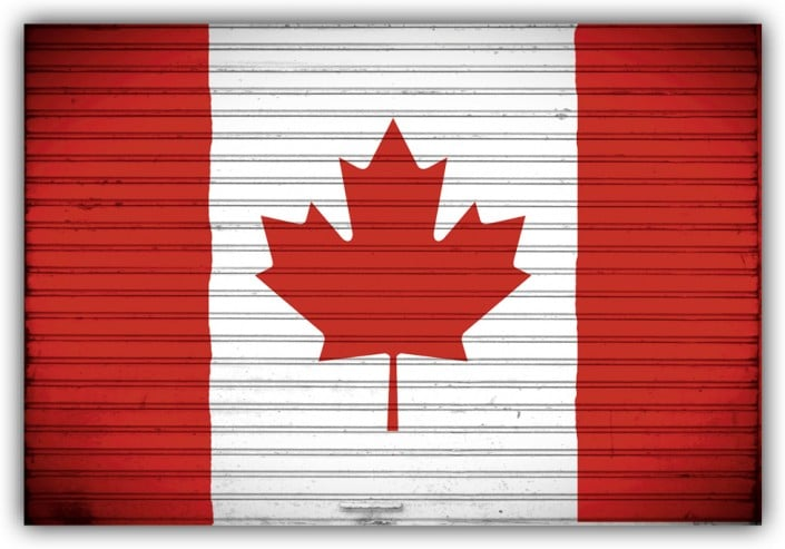 #504 Flagge Kanada