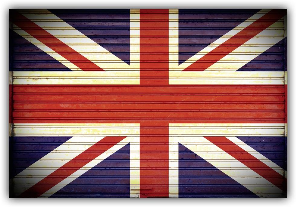 #507 Flagge Großbritannien