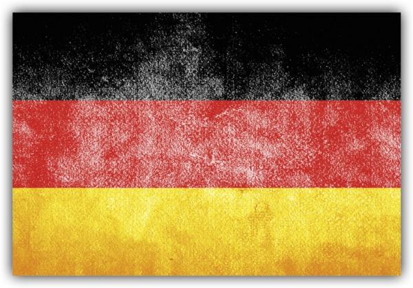 #508 Flagge Deutschland