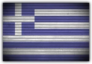#509 Flagge Griechenland