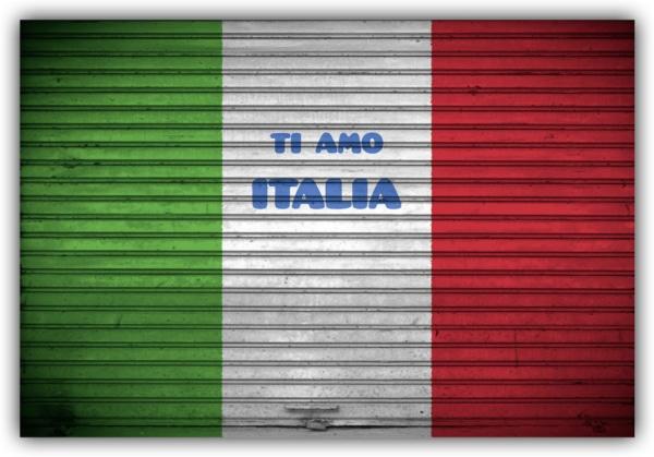 #511 Ti amo Italia