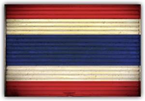 #520 Flagge Thailand